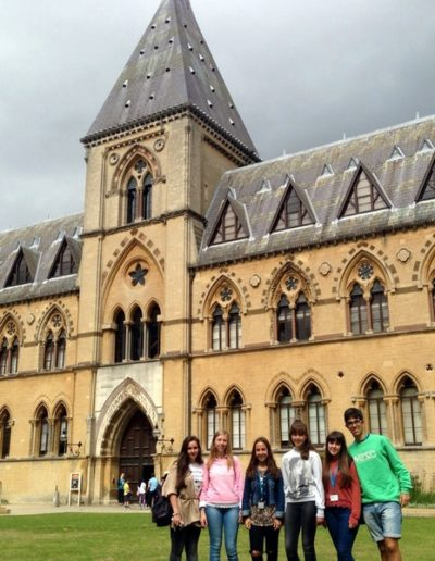 Ministays en Oxford