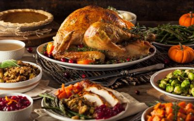 Thanksgiving Day – ¡Encuentra las diferencias!