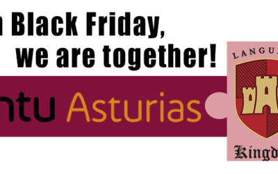 On Black Friday, LK goes to Intu Asturias