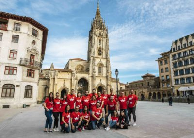 Partners Weekend 19 Asturias