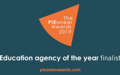 Nominación a The PIEoneer Awards 2019