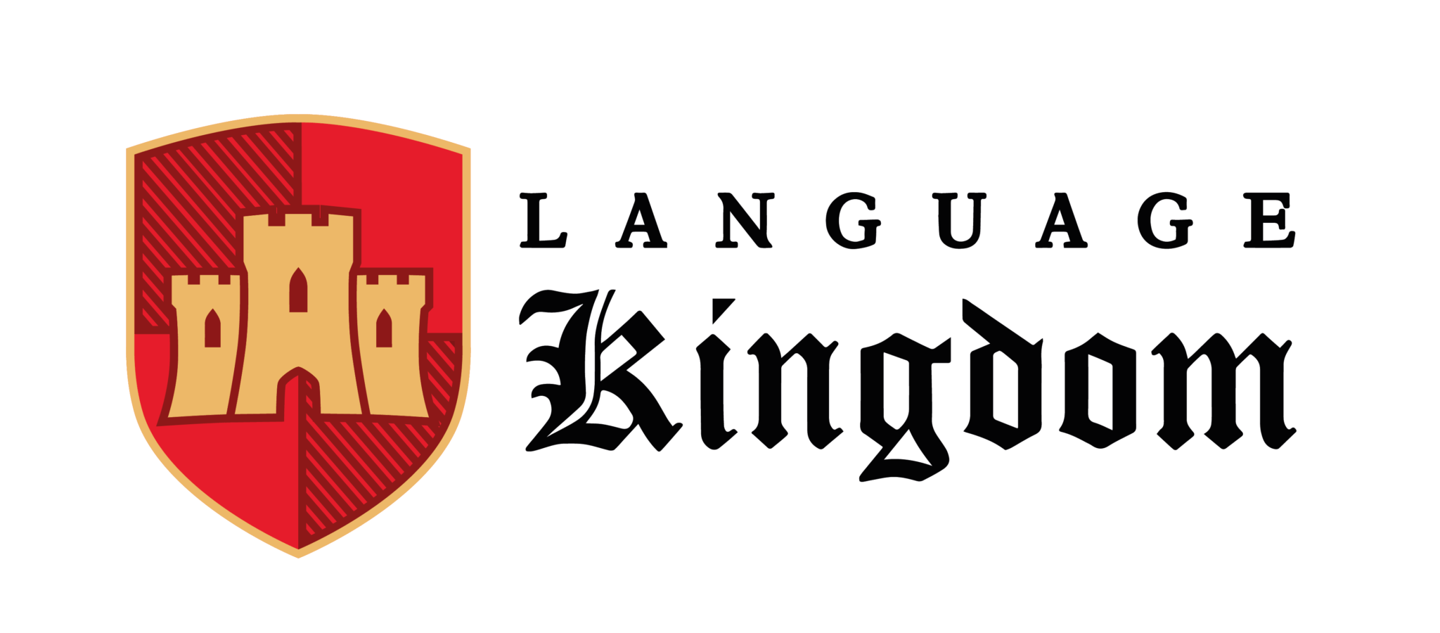 Logo horizontal Language Kingdom